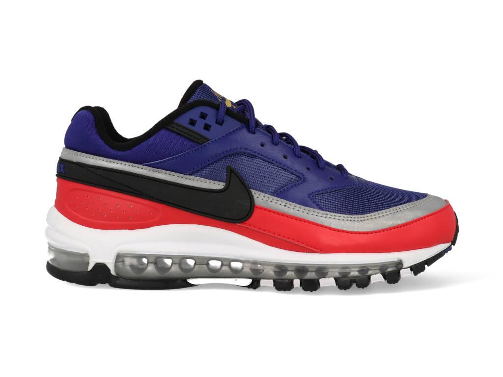 Nike Air Max 97/BW AO2406-400 Blauw - Rood maat
