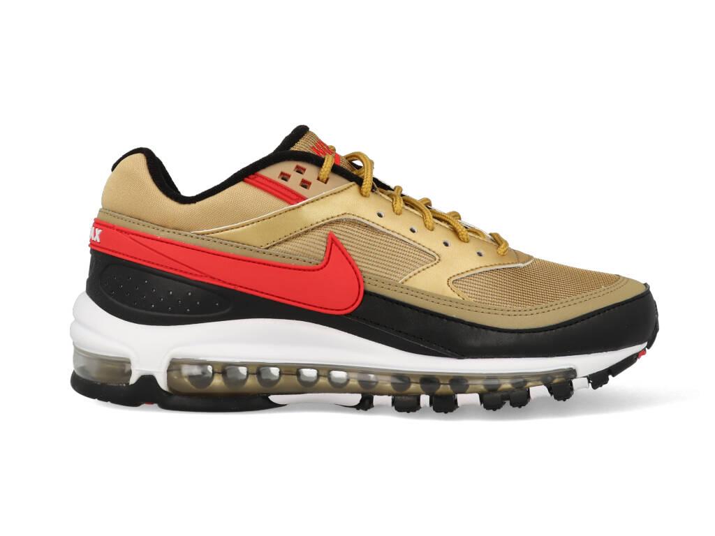 Nike Air Max BW 97 AO2406-700 Goud - Zwart - Rood maat