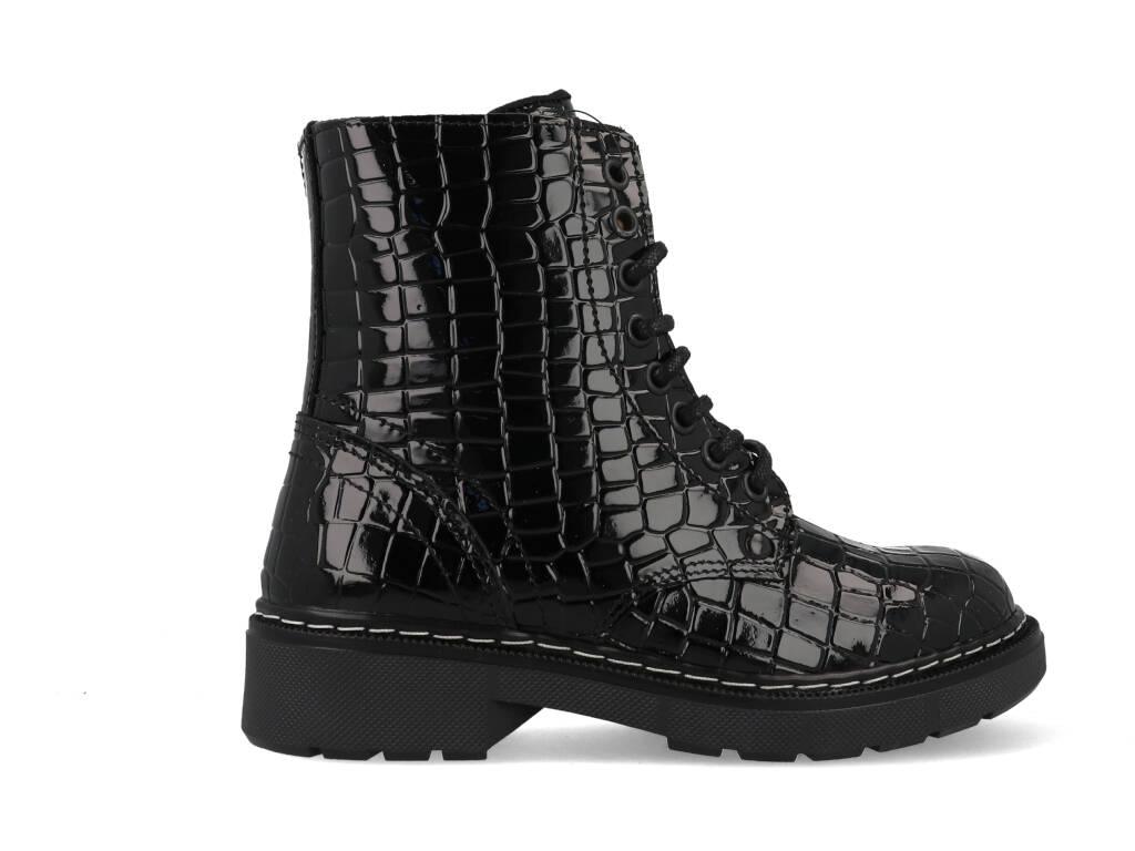 Bullboxer Boots OAL501E6LCBLCCKB50 Zwart maat