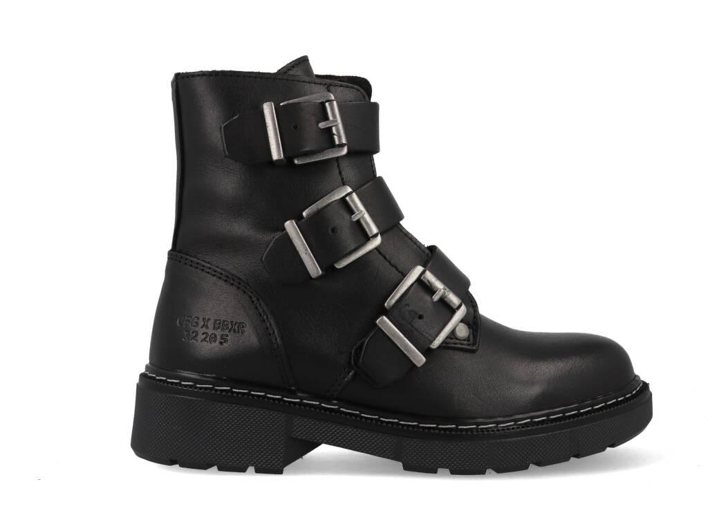 Bullboxer Boots AOL520E6L_BLCKKB50 Zwart maat