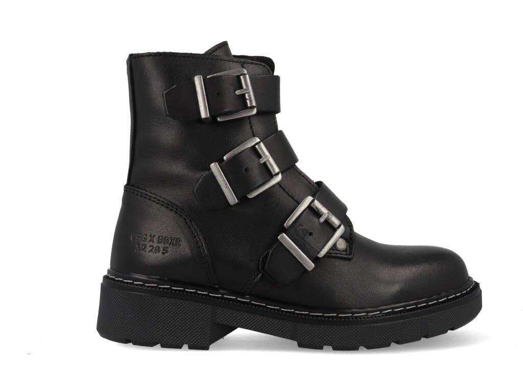 Bullboxer Boots AOL520E6L_BLCKKB50 Zwart-32 maat 32