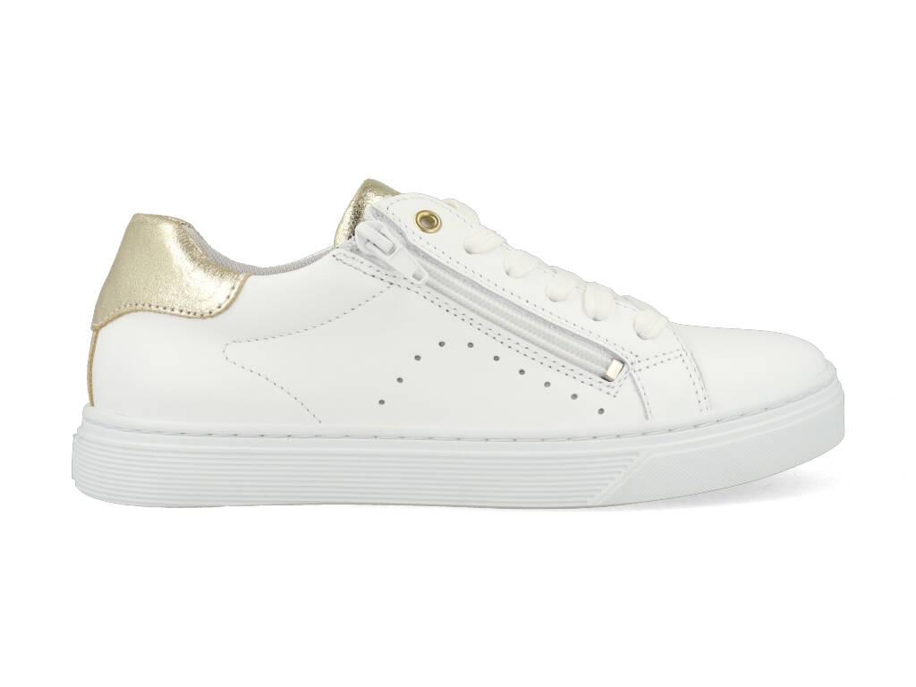 Bullboxer Sneakers AOP000E5L_WHPNKB10 Wit-34 maat 34