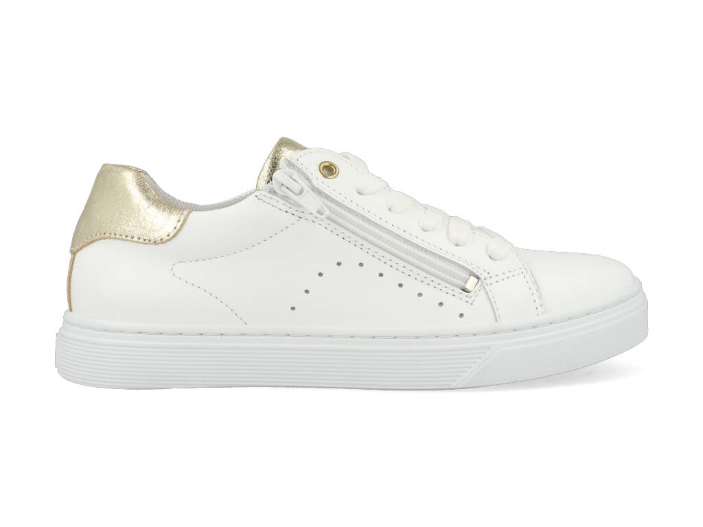 Bullboxer Sneakers AOP000E5L_WHPNKB10 Wit-35 maat 35