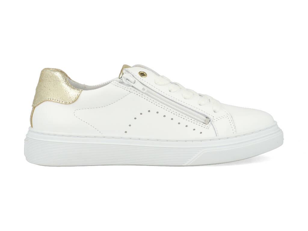 Bullboxer Sneakers AOP000E5L_WHPNKB50 Wit maat