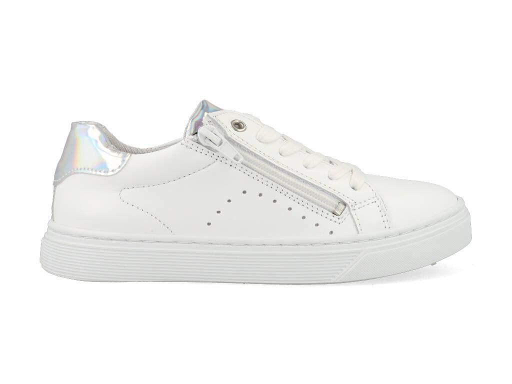 Bullboxer Sneakers AOP000E5L_WHSLKB10 Wit-36 maat 36
