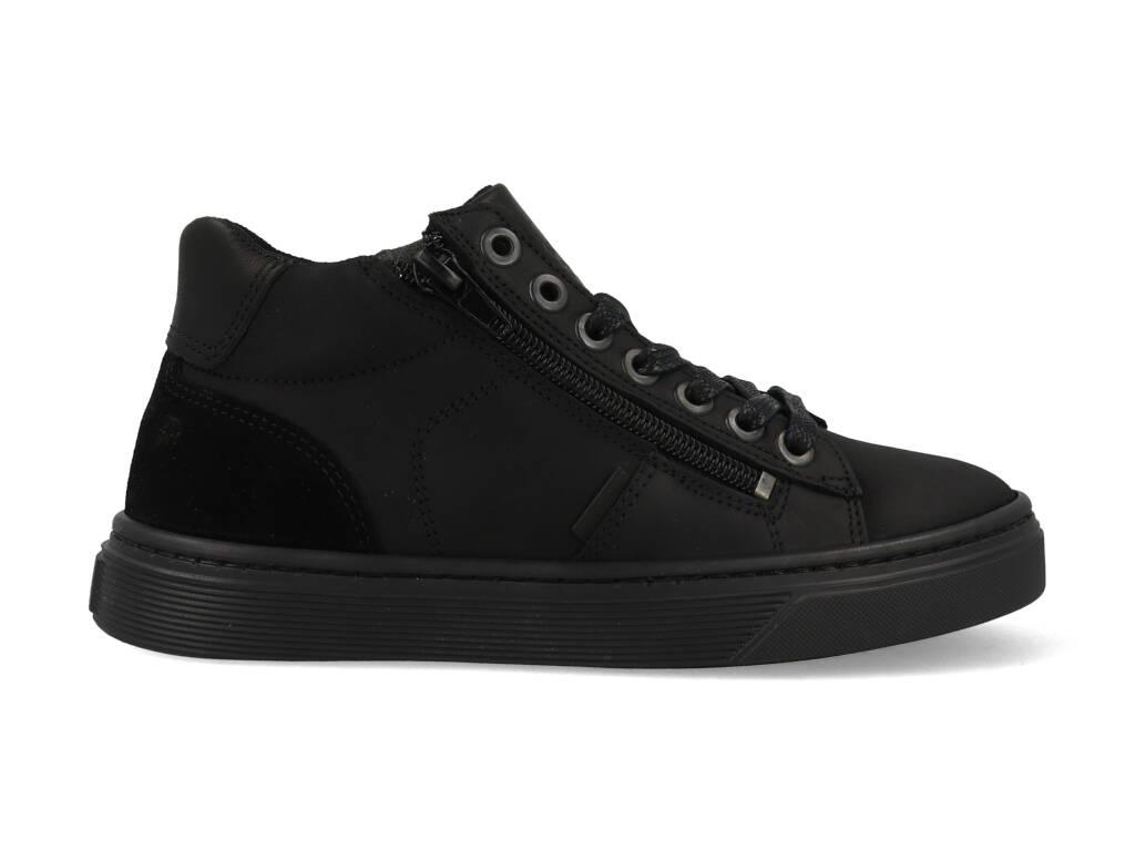 Bullboxer Sneakers AOP502E6L_BLCKKB60 Zwart maat