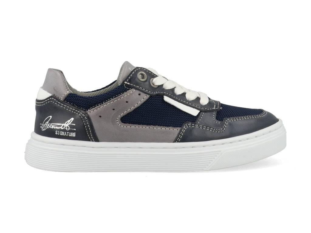 Bullboxer Sneakers AOP004E5L_DKBLKB60 Blauw-34 maat 34