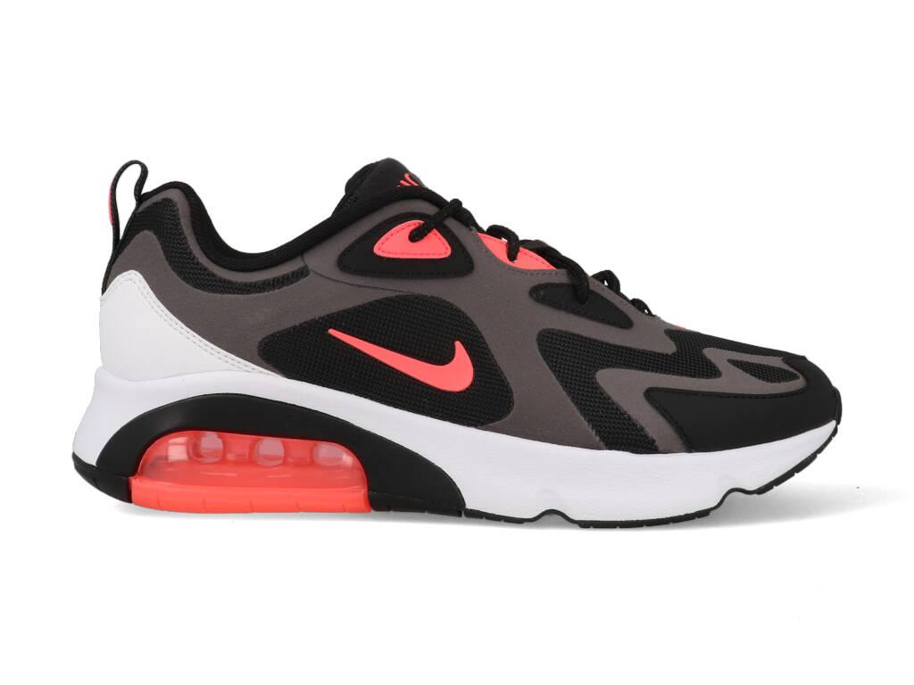 Nike Air Max 200 AQ2568-005 Zwart - Roze - Wit maat