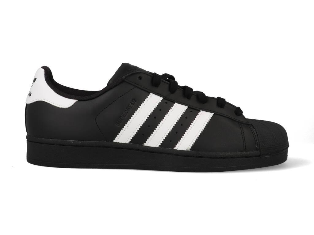 Adidas Superstar Originals B27140 Zwart / Wit maat