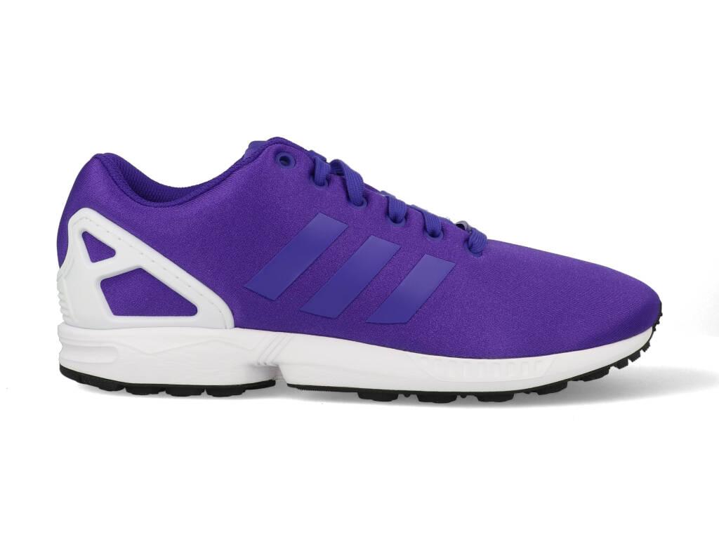 Adidas ZX Flux B34508 Paars Wit maat