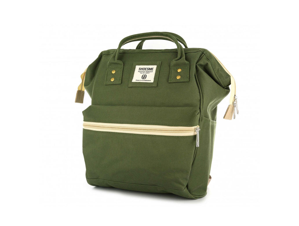 Shoesme Rugzak BAG28A025-C Groen maat