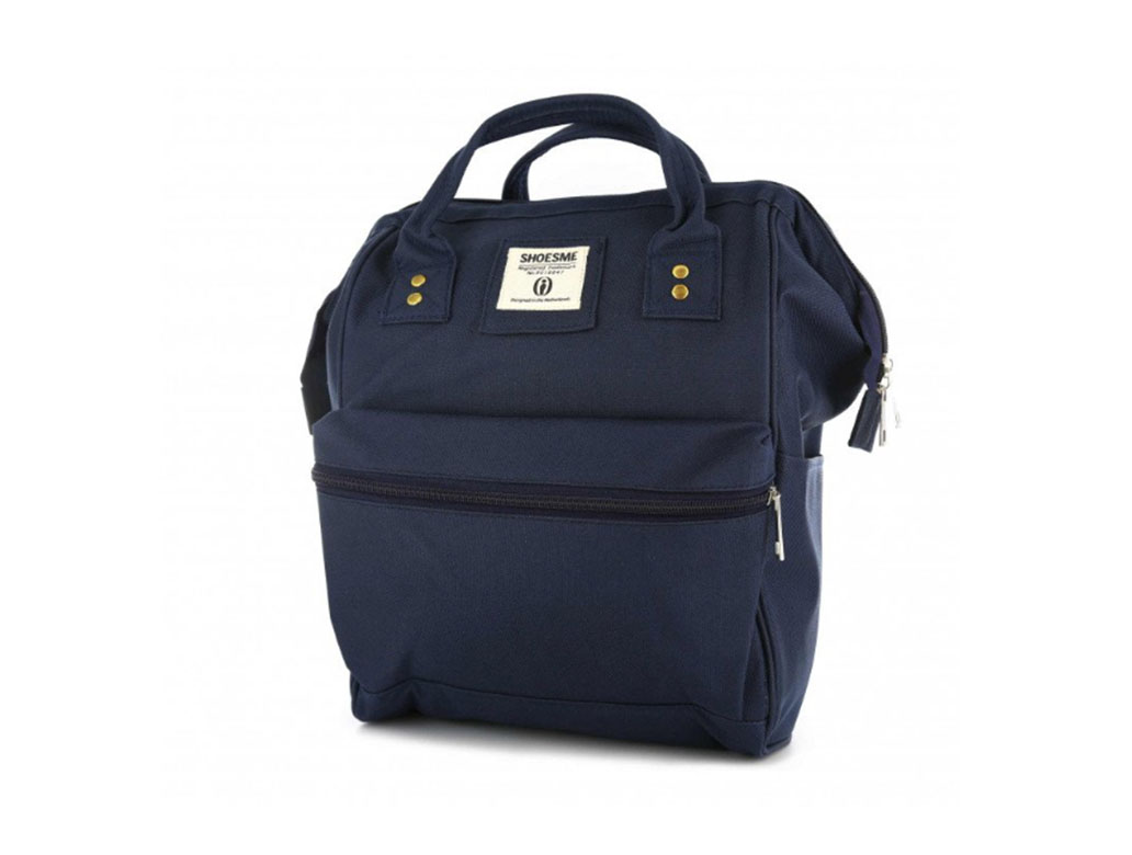 Shoesme Rugzak BAG8A025-E Blauw maat