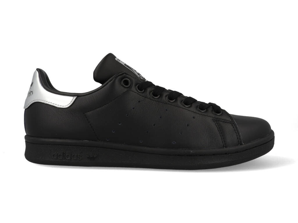 Adidas Stan Smith BB5156 Zwart Zilver-37 1/3 maat 37 1/3