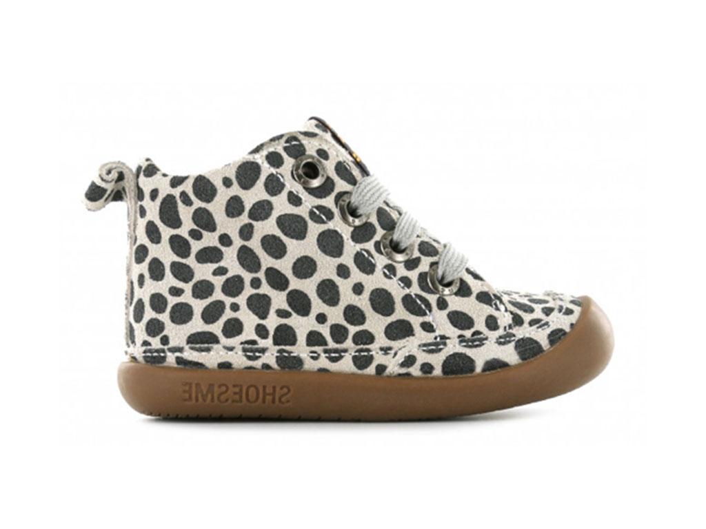 Shoesme Sneakers BF20S004-B Beige maat