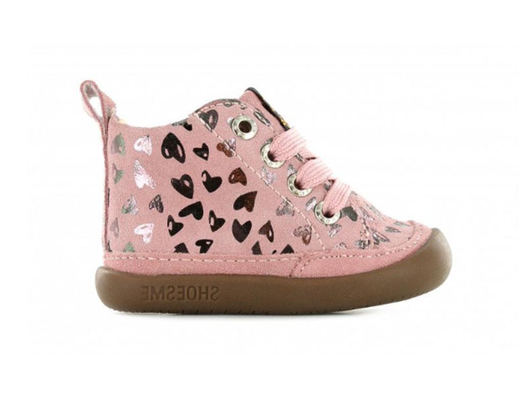 Shoesme Sneakers BF20W005-B Roze maat