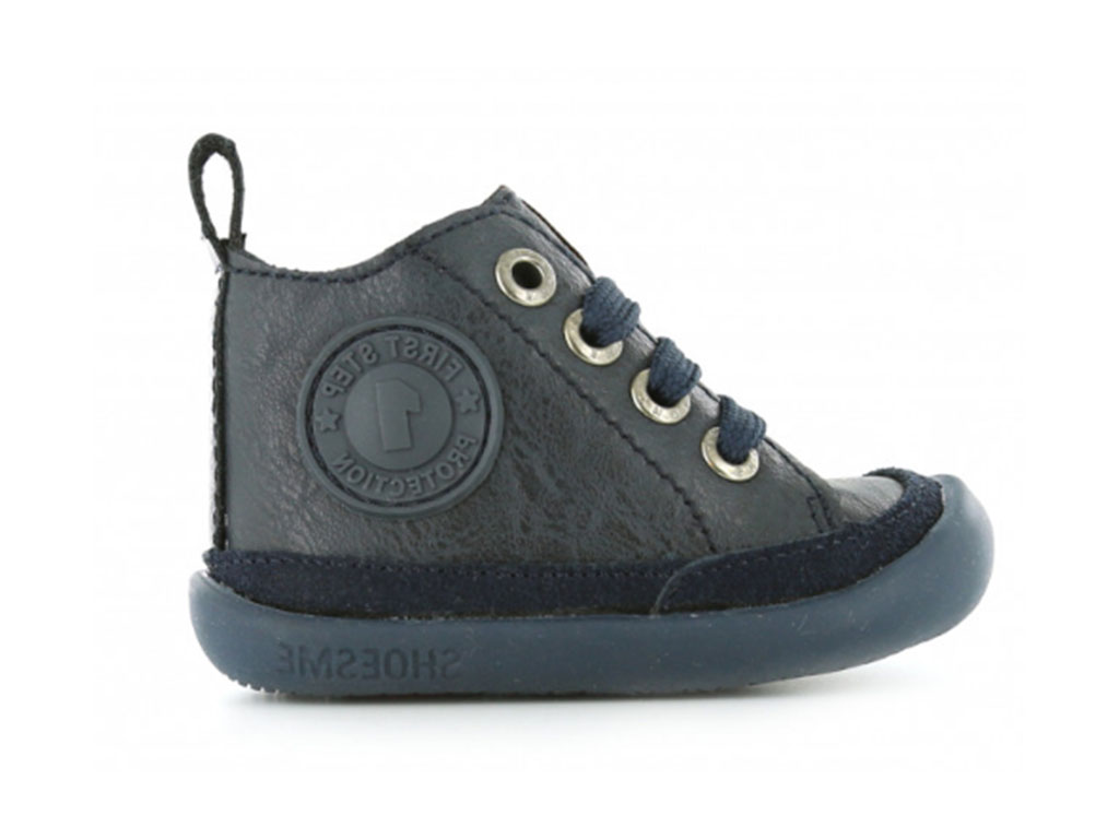Shoesme Sneakers BF8W001-A Blauw maat 17