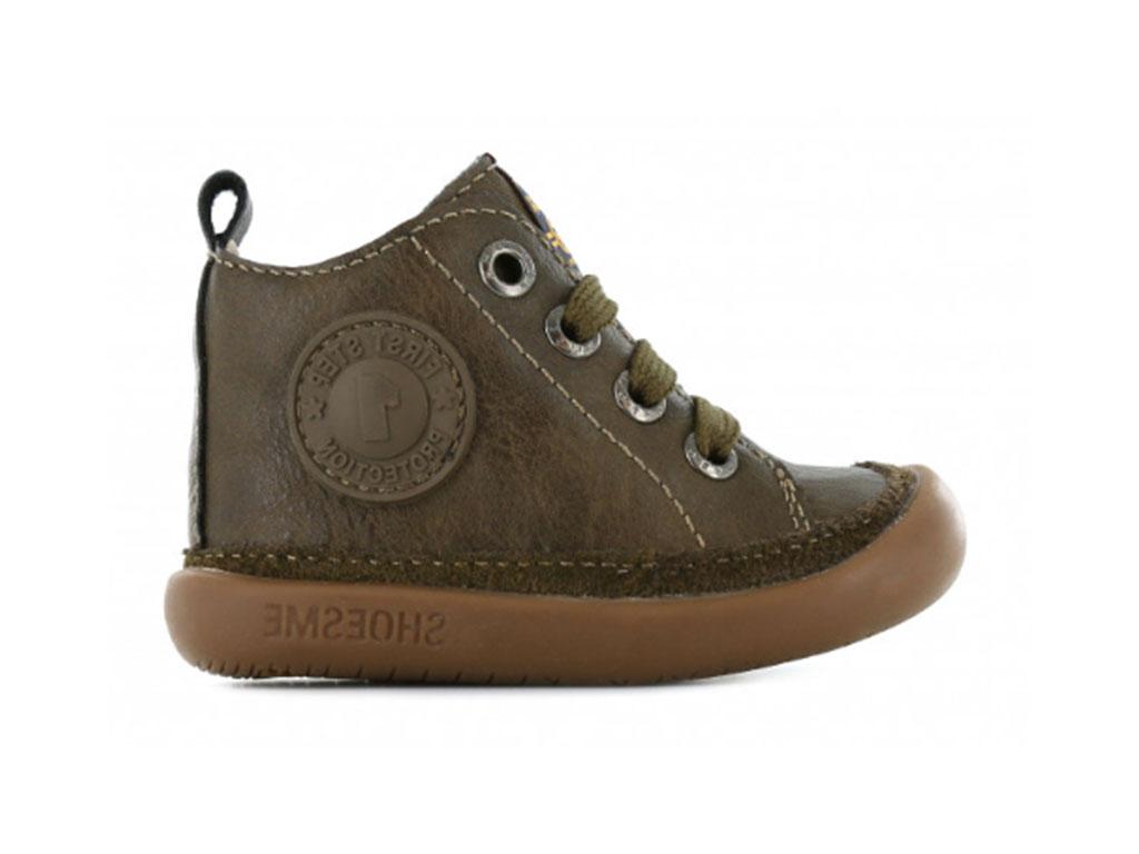 Shoesme Sneakers BF8W001-D Groen maat 17