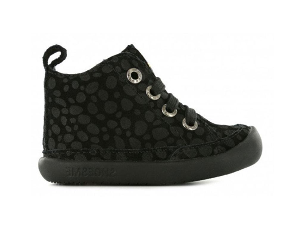 Shoesme Sneakers BF9W001-C Zwart maat 17