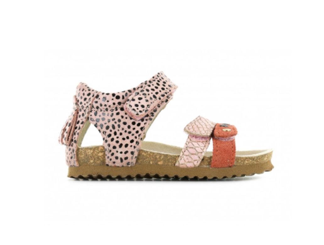 Shoesme Sandalen BI21S076-A Roze-25 maat 25