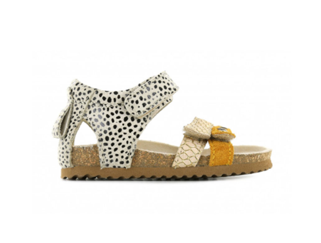 Shoesme Sandalen BI21S076-B Wit-21 maat 21