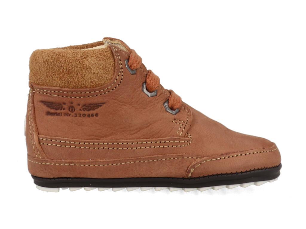 Shoesme Sneakers BP20W034-A Bruin maat