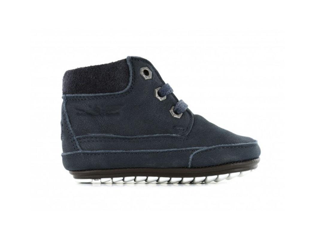 Shoesme Sneakers BP20W034-B Blauw-19 maat 19