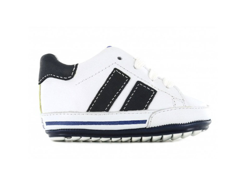 Shoesme Sneakers BP21S024-D Wit maat