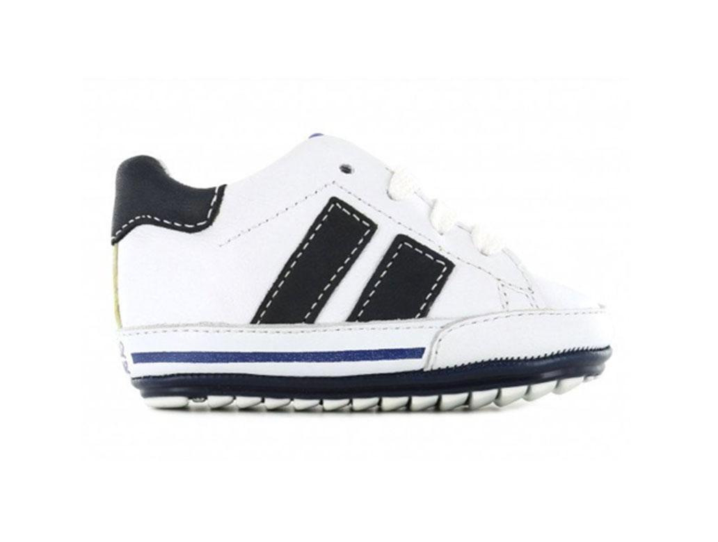 Shoesme Sneakers BP21S024-D Wit-19 maat 19