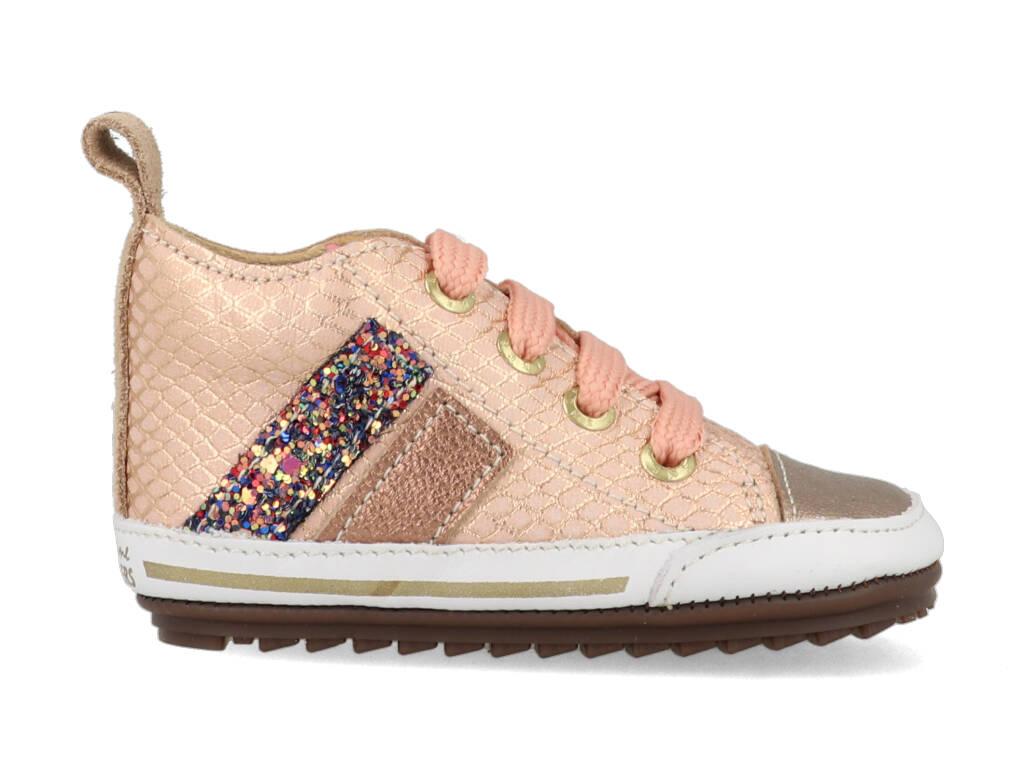 Shoesme Sneakers BP21W028-C Rose-22 maat 22