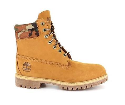 Timberland Men 6-Inch Premium Boot C6611A Bruin maat