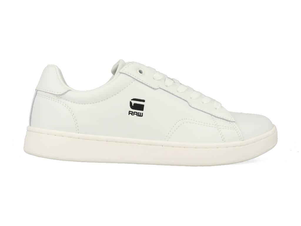 G-Star Sneakers CADET LEA M 2142 002509 Wit-40 maat 40