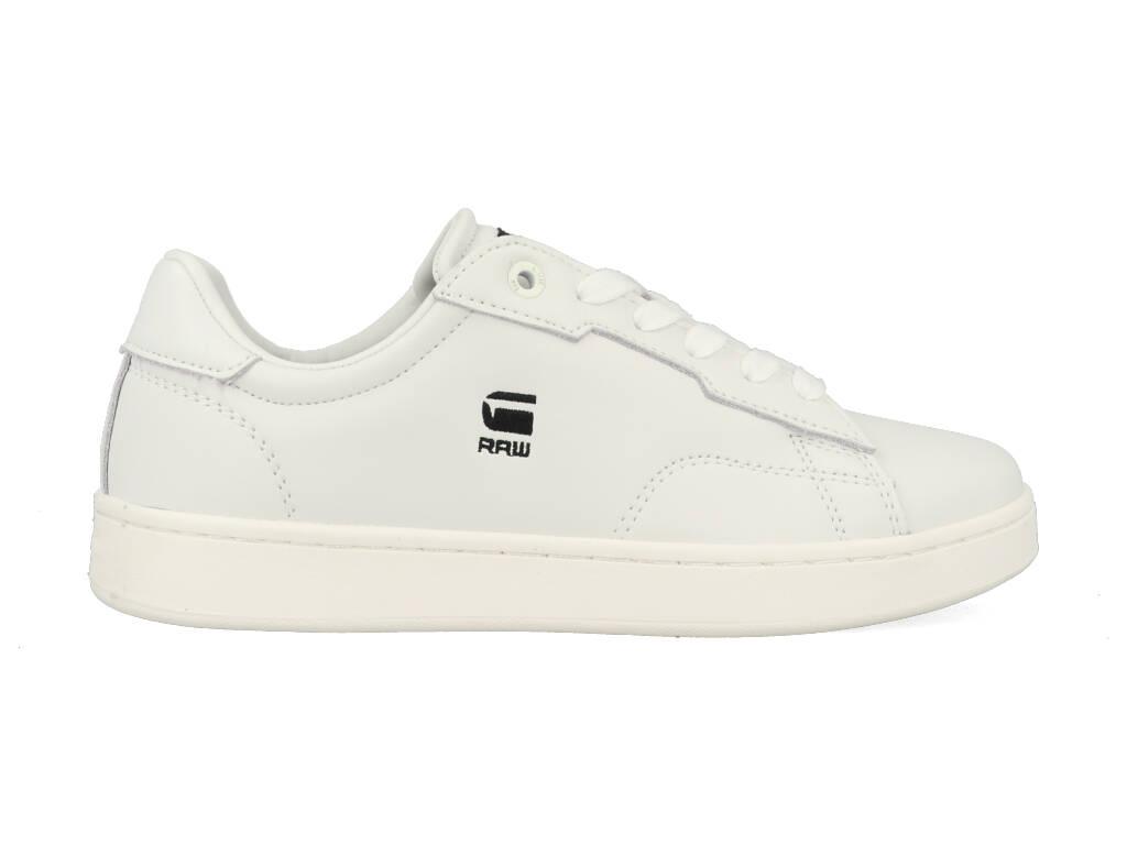 G-Star Sneakers CADET LEA W 2141 002501 Wit maat