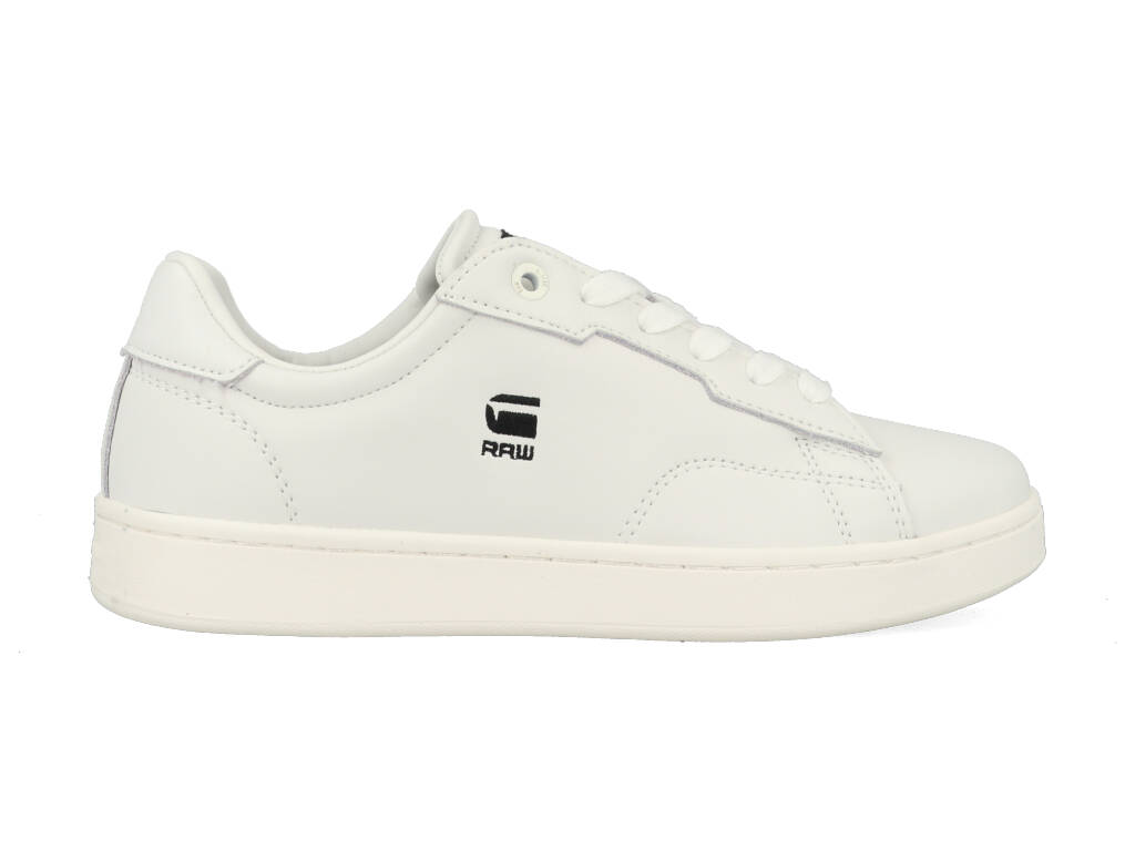 G-Star Sneakers CADET LEA W 2141 002501 Wit-40 maat 40