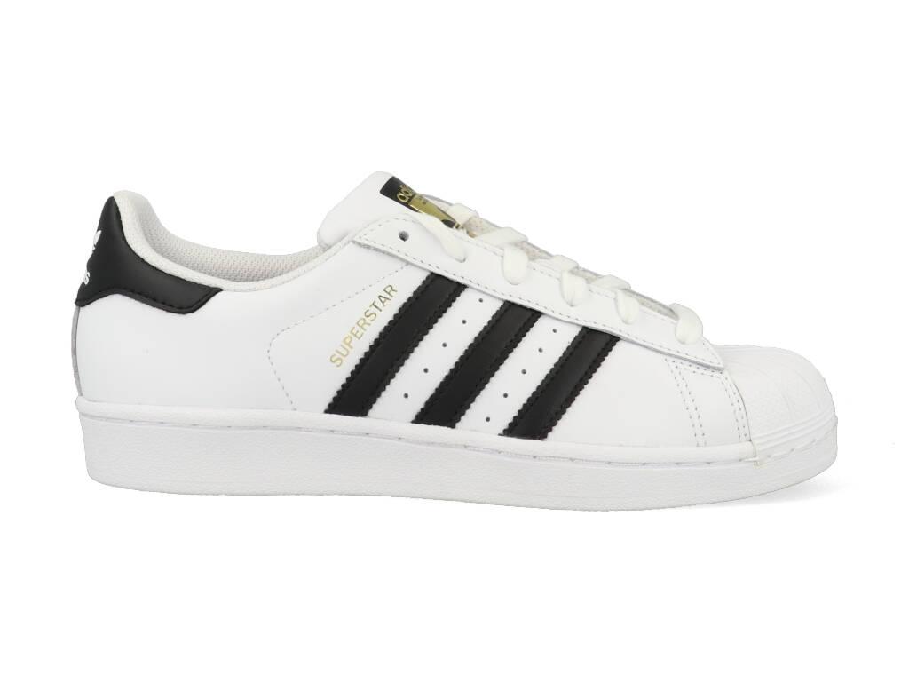 Adidas Superstar Originals C77124 Wit - Zwart maat