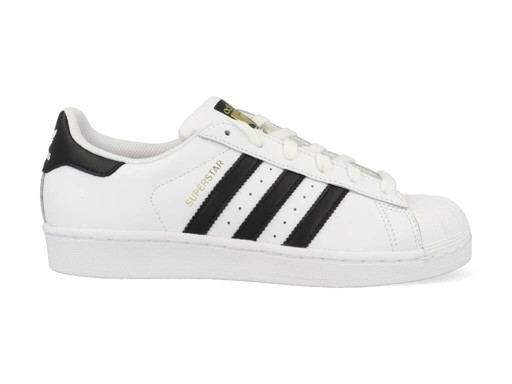 Adidas Superstar Originals C77124 Wit - Zwart maat 36