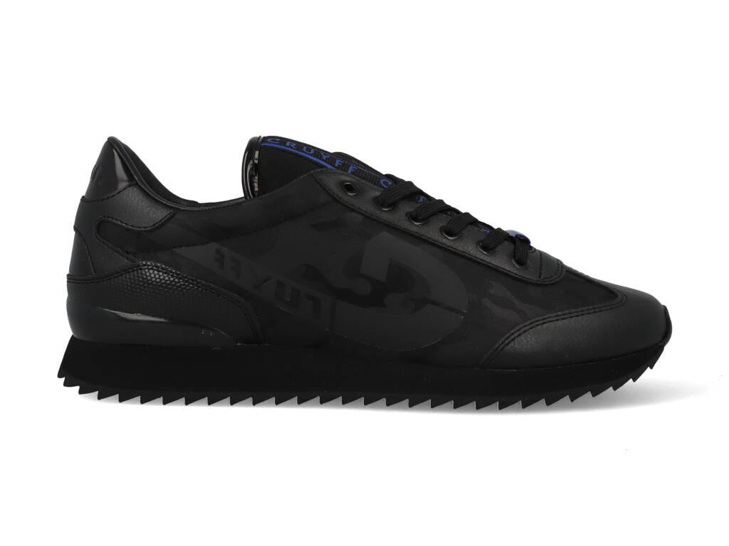 Cruyff Trainer V2 CC7720201390 Zwart - Blauw maat