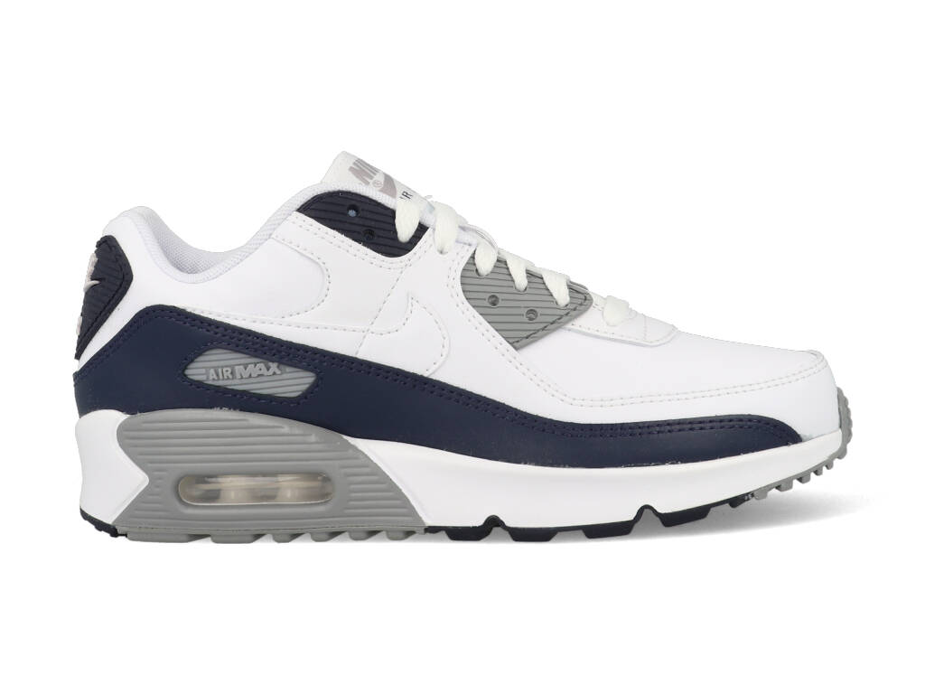 Nike Air Max 90 CD6864-105 Wit - Grijs maat