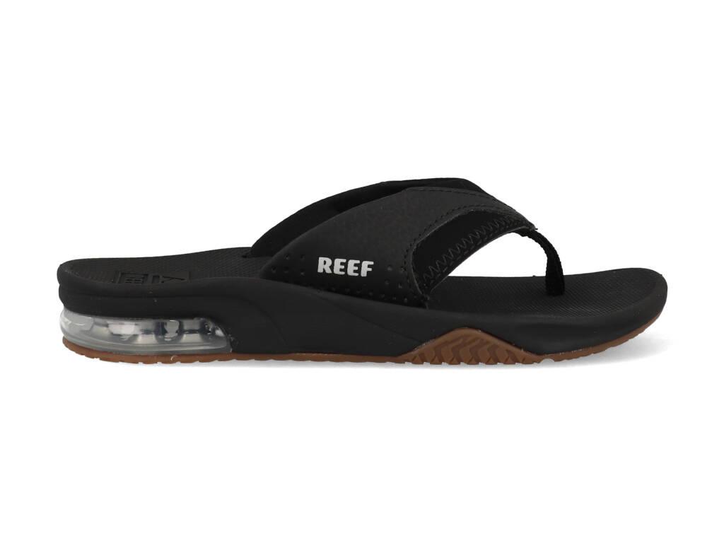 Reef Slippers Kids Fanning CI3735 Zwart