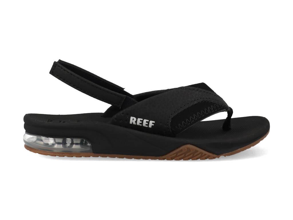 Reef Slippers Little Fanning CI3738 Zwart-25/26 maat 25/26