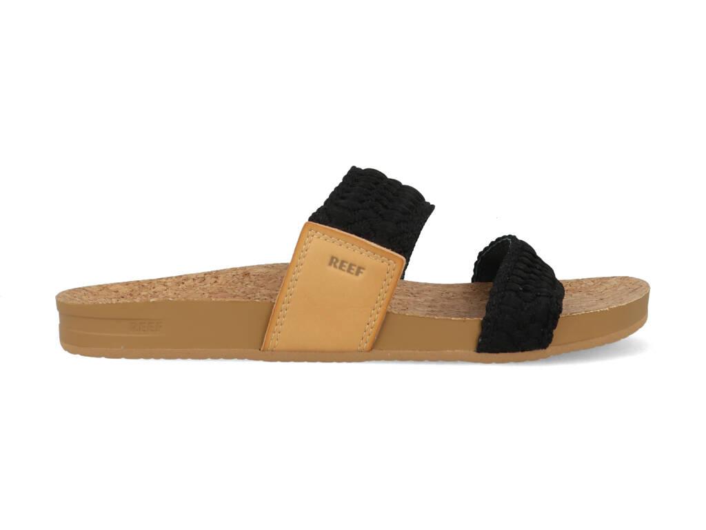 Reef Slippers Cushion Vista Thread CI3923 Zwart maat