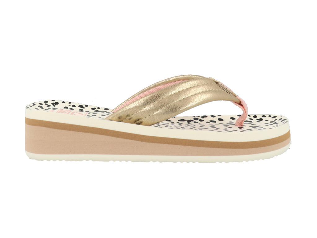 Reef Slippers Ahi Wedge Scatter CI4017 Brons