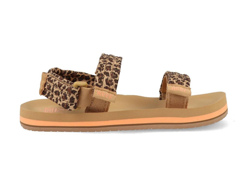 Reef Slippers Little Ahi Convertible CI4097 Bruin-33/34 maat 33/34