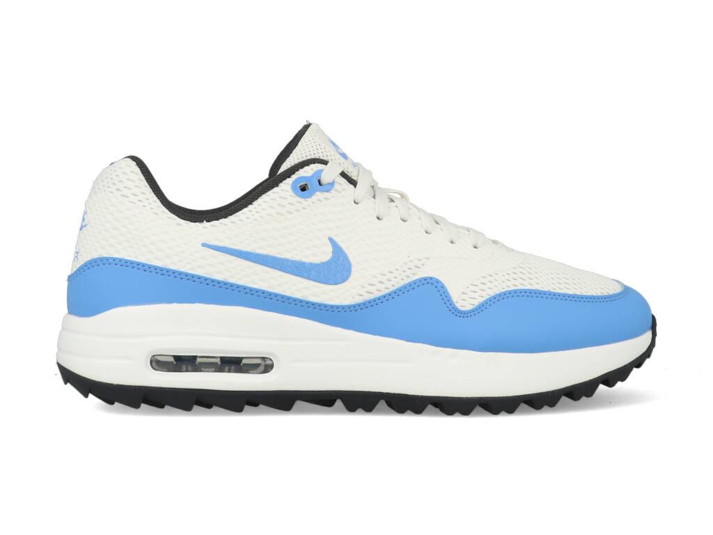 Nike Air Max 1 G CI7576-101 Wit - Blauw-42 maat 42