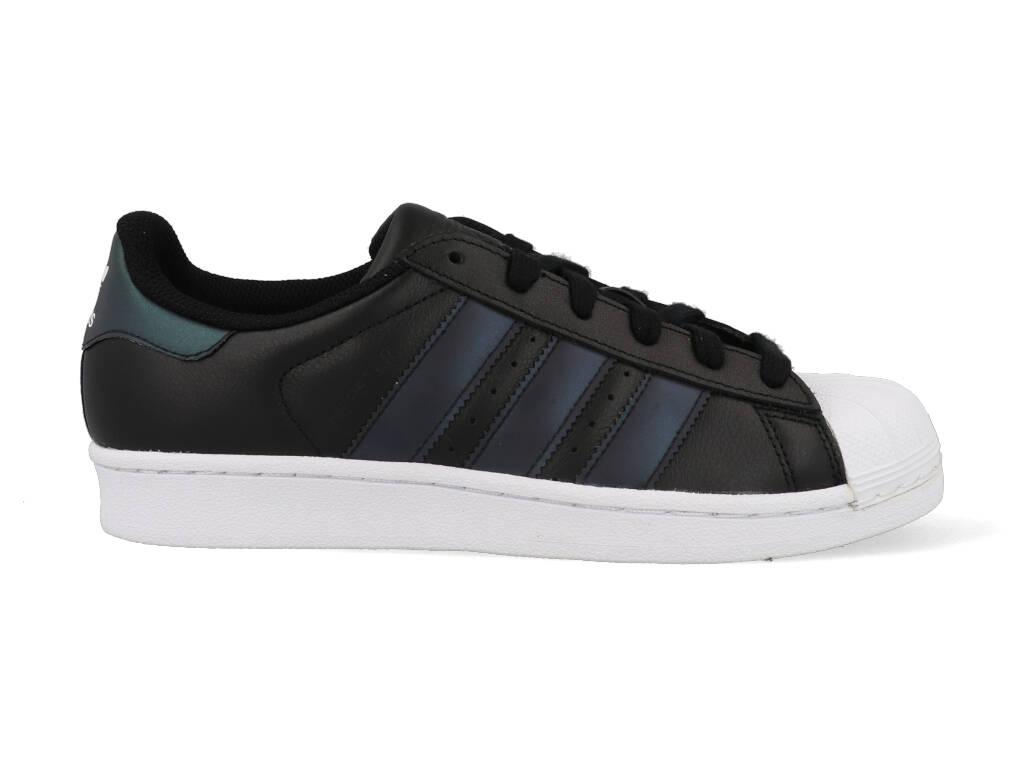 Dagaanbieding - Adidas Superstar CQ2688 Zwart-38 dagelijkse koopjes