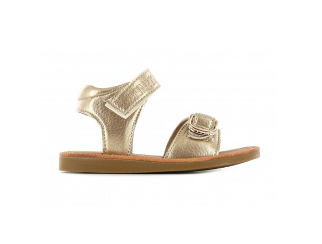 Shoesme Sandalen CS21S004-E Goud-25 maat 25
