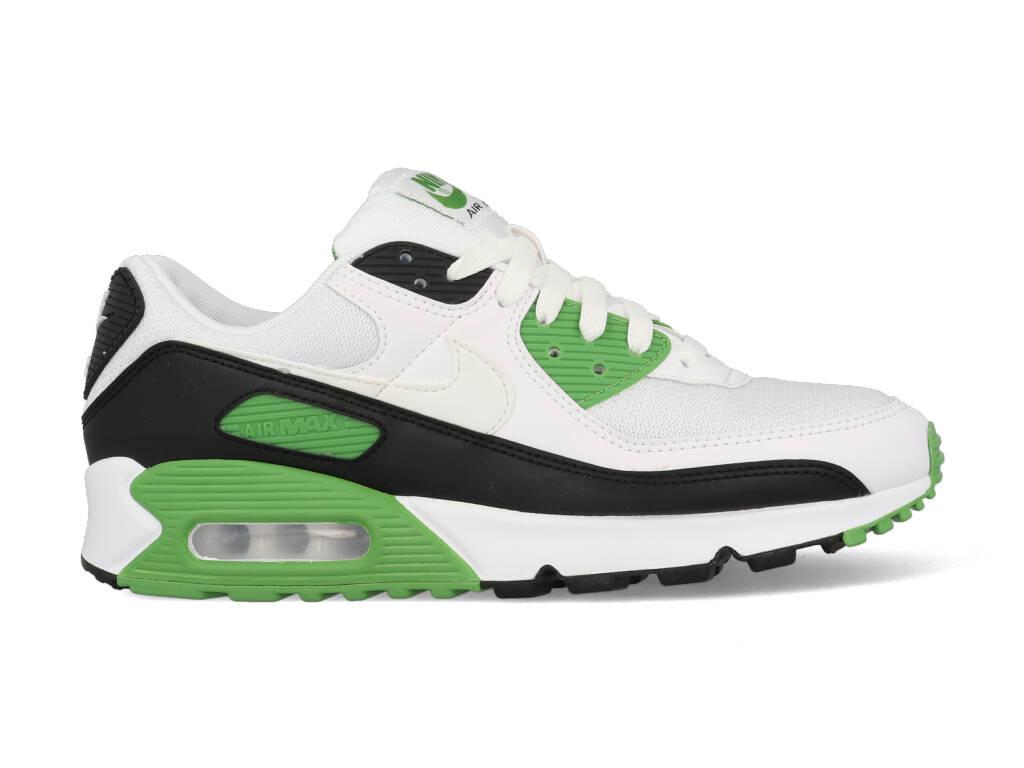 Nike Air Max 90 CT4352-102 Wit / Groen-44 maat 44