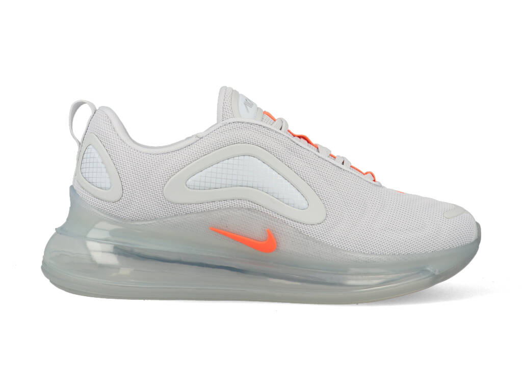 Nike Air Max 720 CV1633-001 Grijs / Oranje maat