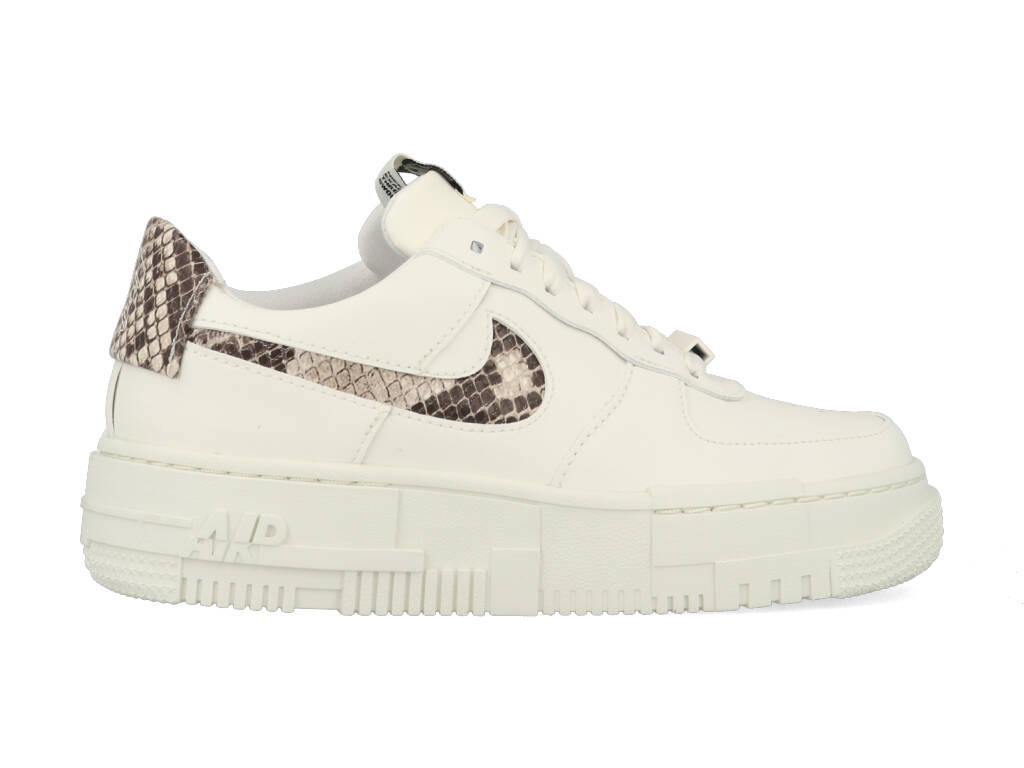 Nike Air Force 1 Pixel Se CV8481-101 Wit maat