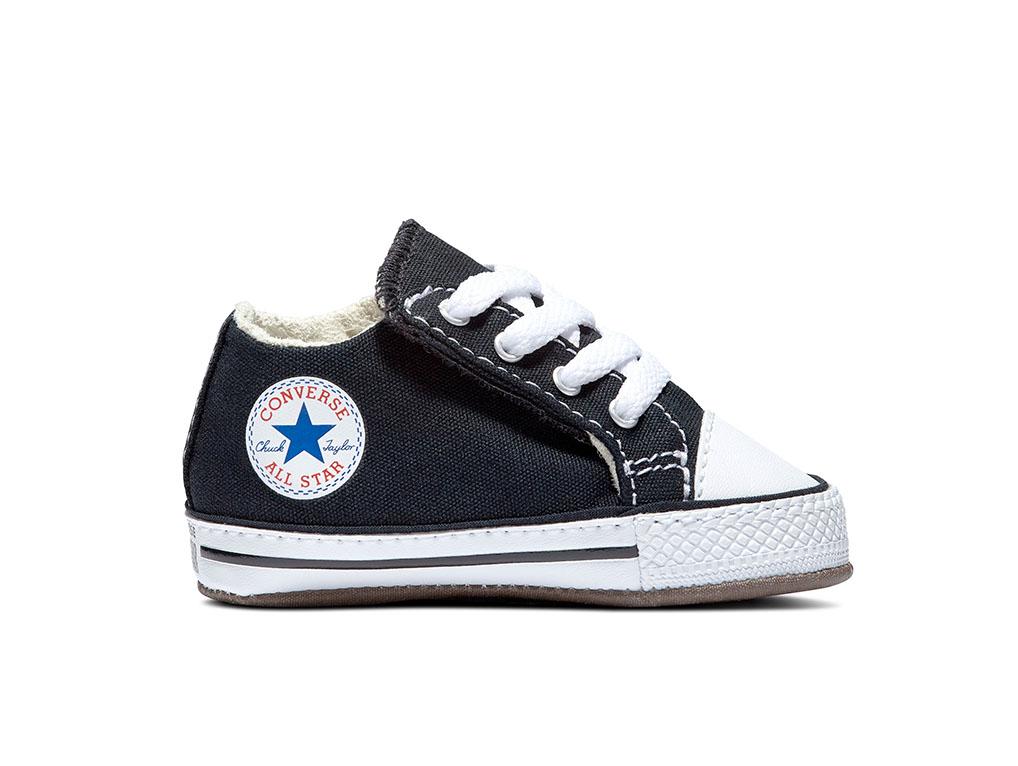 Converse All Stars Cribster 865156C Zwart-19 maat 19