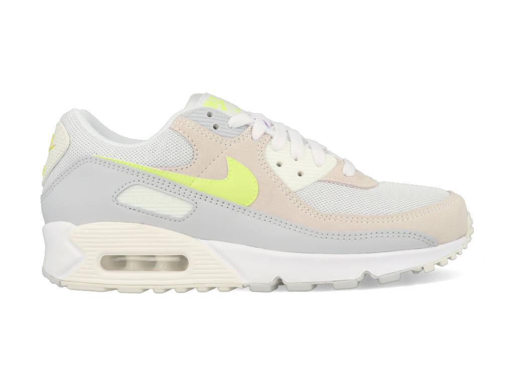 Nike Air Max 90 Wit CW2650-100 Grijs / Wit maat